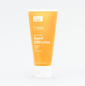 CBD Hemp Sport Lotion  700+ mg 3.4 oz