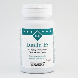 Lutein ES™ 10 mg 60 Softgels