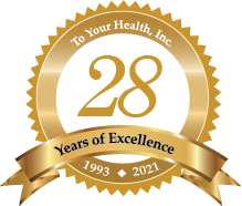 28 Year Logo