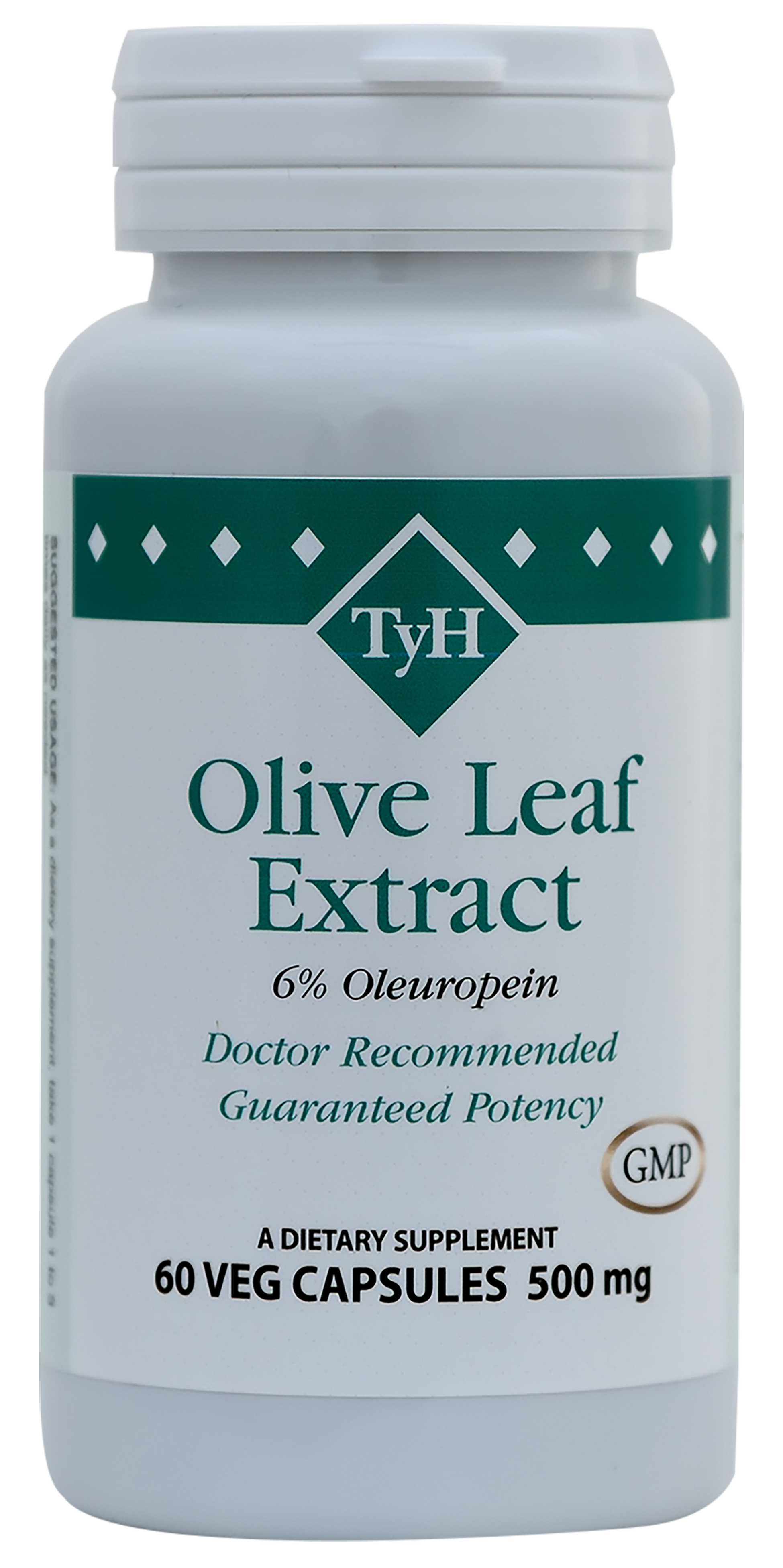 Olive Leaf Extract 60 Veg Capsules