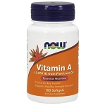 Vitamin A 10,000 IU (Fish Oil) 100 Softgels