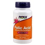 Folic Acid with B12 800 mcg 250 Tablets