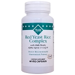 Red Yeast Rice Complex  600 mg 60 Veg Capsules