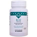 B-12 Methylcobalamin 5000 mcg 60 Lozenges