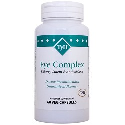 Eye Complex (with 10 mg Lutein) 60 Capsules